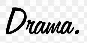 Drama - Drama YouTube Logo Television Show PNG