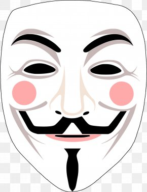 Mask - Gunpowder Plot Guy Fawkes Mask Guy Fawkes Night Clip Art PNG