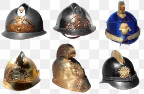 Fireman Helmets Physical Map - Helmet Firefighter Fire Department Firefighting PNG