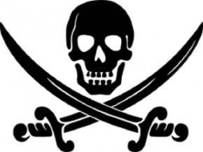 Gang War Cliparts - Piracy Clip Art PNG