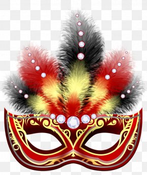Dress Mask - Carnival Of Venice Mask PNG