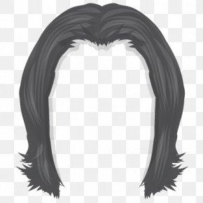 Hair - Wig Long Hair Hairstyle PNG