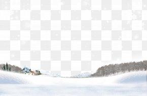 Creative Christmas, Snow, Taobao Material, Snow - Snow Desktop Environment Download Wallpaper PNG