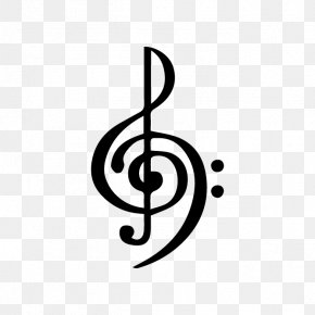 Musical Note - Clef Treble Art Musical Note Clip Art PNG