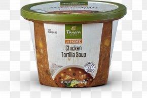 Chicken Soup - Tortilla Soup Chicken Soup Bagel Breakfast Panera Bread PNG