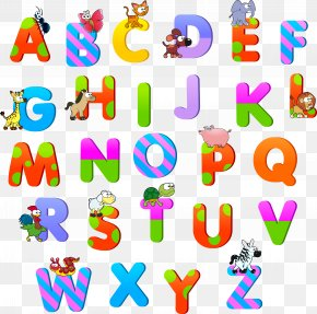 Cartoon Alphabet Vector Material - Alphabet Letter Stock Photography Illustration PNG