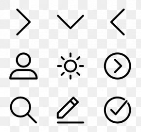 Send Email Button - Icon Design User Interface Clip Art PNG