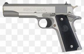 Colt - CZ 75 Colt Delta Elite 10mm Auto Colt's Manufacturing Company Firearm PNG