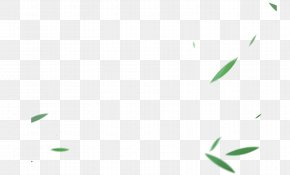 Floating Bamboo Creative - Leaf Logo Font PNG