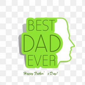 Father's Day - Fathers Day Valentines Day Illustration PNG