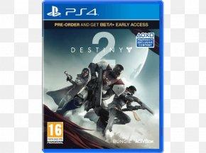 Destiny 2 - Destiny 2 Destiny: Rise Of Iron PlayStation 4 Xbox One Video Game PNG