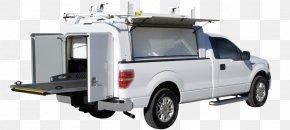 Pickup Truck - Tire Pickup Truck Car Van Bumper PNG