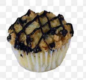 Cake - Muffin Alessi Bakery Streusel Chocolate Chip PNG