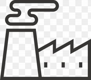 Factories And Warehouses - Warehouse Factory Icon PNG