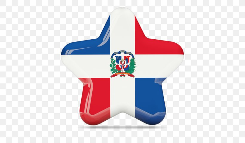 Flag Of The Dominican Republic Symbol National Flag, PNG, 640x480px, Dominican Republic, Christmas Ornament, Dog Tag, Drawing, Flag Download Free