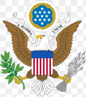 USA Coat Of Arms - Great Seal Of The United States Coat Of Arms Crest PNG