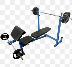 Bench Press - Indoor Rower Bench Exercise Equipment Fitness Centre Exercise Bikes PNG