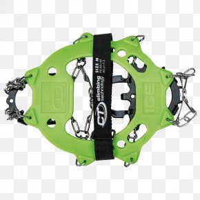Ice Climbing - Crampons Rock-climbing Equipment Ice Sport PNG