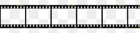 Filmstrip Transparent Image - Filmstrip Template Clip Art PNG