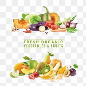 Vegetables And Fruits,fresh,Distribution,Nature - Juice Organic Food Vegetable Fruit PNG