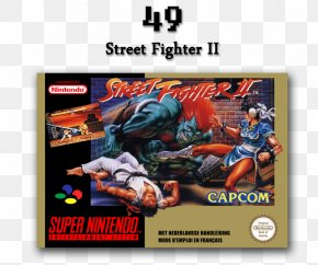 Street Fighter II: The World Warrior - Street Fighter II: The World Warrior Super Street Fighter II Street Fighter III Super Nintendo Entertainment System PNG