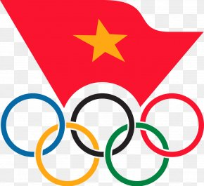 Olympic Rings - Olympic Games 2020 Summer Olympics Vietnam Olympic Committee Asian Games PNG