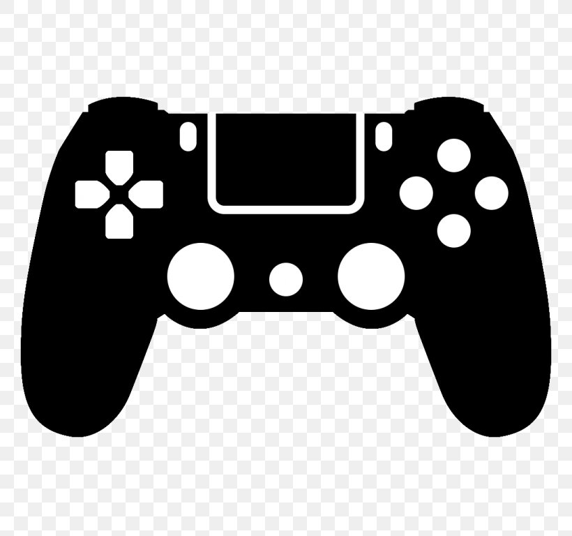 Playstation 4 Clip Art Game Controllers Video Games Png 768x768px Playstation 4 All Xbox Accessory Black