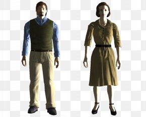 Kids Fashion - Fallout: New Vegas Fallout 3 Fallout 4 Clothing Dress PNG