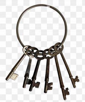 Key - Skeleton Key Lock PNG