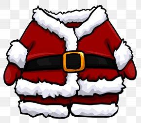 Santa Suit Cliparts - Club Penguin Santa Claus Wikia PNG