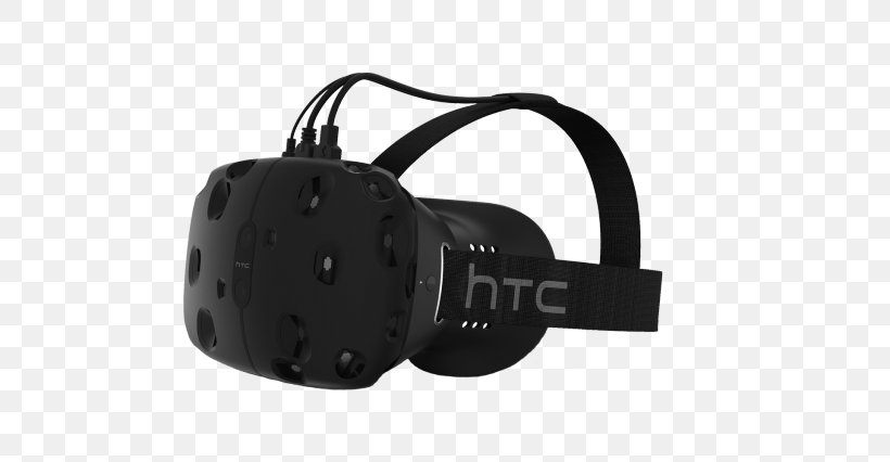HTC Vive Virtual Reality Headset Oculus Rift Samsung Gear VR, PNG, 640x426px, Htc Vive, Audio, Augmented Reality, Gallery, Hardware Download Free