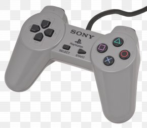 Sony Playstation Gamepad - PlayStation 2 PlayStation 3 PlayStation Controller Game Controller PNG