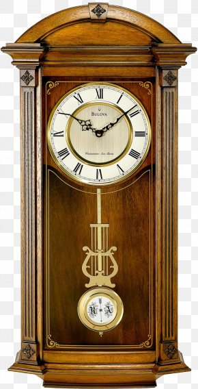 Clock Image - Quartz Clock Bulova Chime Movement PNG