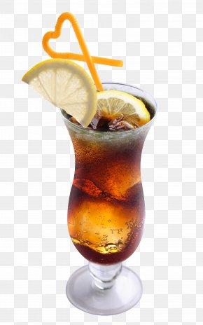 Summer Lemon Tea - Rum And Coke Long Island Iced Tea Grog Mai Tai PNG