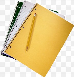 Notebook - Notebook Pencil Diary PNG