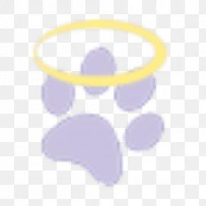 Paw Print - Dog Cat Paw Clip Art PNG