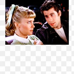 Grease - John Travolta Grease: Live Olivia Newton-John Betty Rizzo PNG