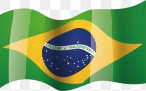 The Elegant National Flag Of Brazil - Flag Of Brazil Euclidean Vector PNG