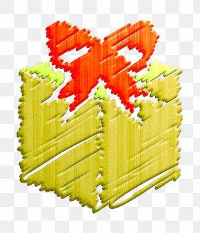 Yellow Surprise Icon - Box Icon Christmas Icon Free Icon PNG