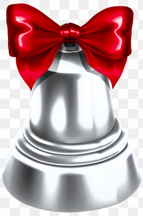 Christmas Silver Bell Clipart Image - Christmas Silver Bells Clip Art PNG