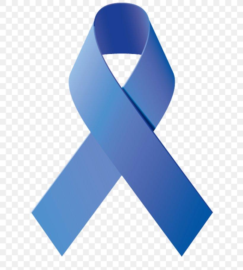 Awareness Ribbon Colorectal Cancer Prostate Cancer Large Intestine Png 640x910px Awareness Ribbon Awareness Azure Blue Blue