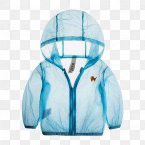 Light Blue Boy Sunscreen Clothing - Sunscreen Hoodie Clothing Designer PNG
