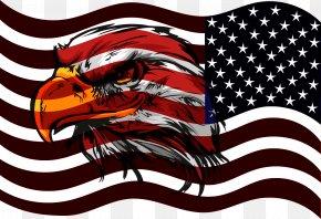 Logo Veterans Day - Veterans Day Usa Flag PNG