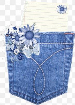 Jeans Pocket - Jeans Pocket Denim PNG