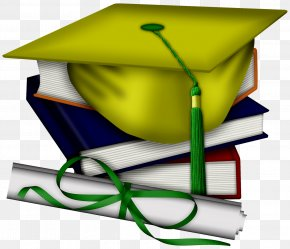 School - Square Academic Cap Graduation Ceremony Diploma Academic Dress Clip Art PNG