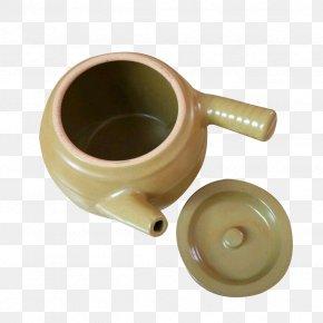 Trumpet Boil Pot Material - Trumpet Crock Designer PNG