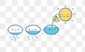Watering Vector - Cloud Sky Euclidean Vector PNG
