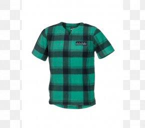 T-shirt - T-shirt Sleeve Tartan Levi Strauss & Co. Clothing PNG