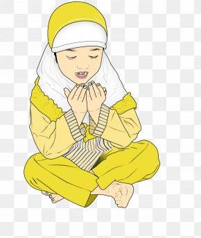 Creative Ramadhan - Child Thumb Toddler Clip Art PNG