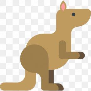 Gray Kangaroo - Macropodidae Kangaroo Clip Art PNG